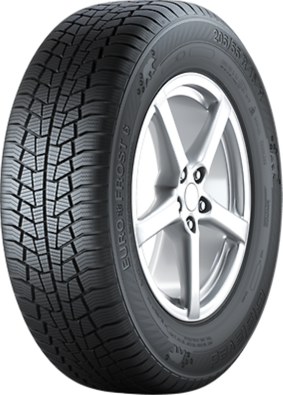 G185/60R14 82T EURO FROST-6 GISLAVED M+S